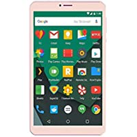 (Renewed) Ikall N1 Tablet (8 inch, 1GB-8GB, WiFi + 4G LTE + Voice Calling), Gold