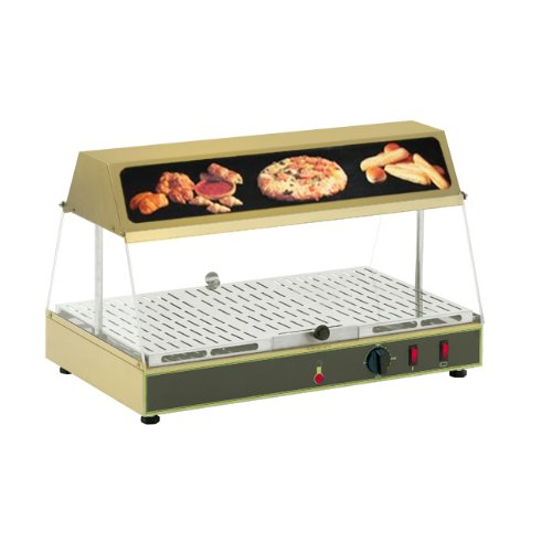 Equipex Wonder Countertop Warming Display, 24 x 14 x 12 inch -- 1 each. by Equipex