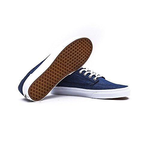 Hi Vans Unisex U Blue Sneakers Top Adults' Brigata BwzAqxpwZ