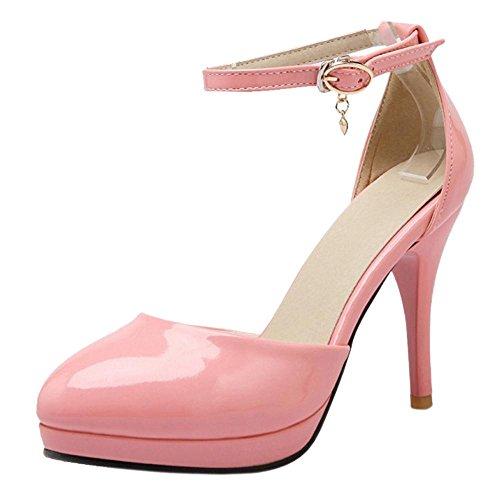 COOLCEPT Mode Stiletto Pumps Pink