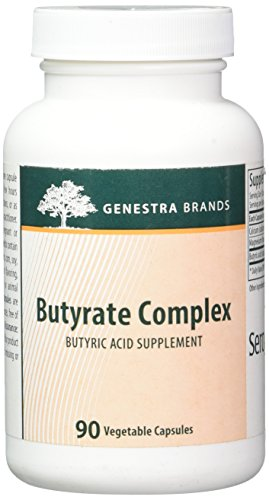 Genestra Brands Butyrate Magnesium Vegetable