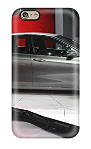 ZippyDoritEduard Case Cover Protector Specially Made For Iphone 6 Dodge Dart Silver