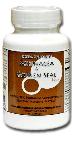 * Extra Strength Echinacea &Goldenseal * Capsules 100ct