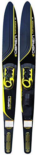 O'Brien Performer Pro Combo Water Skis with X9 Bindings, 68