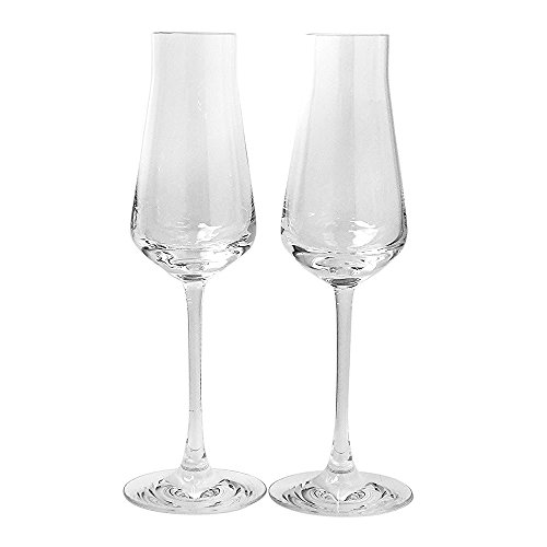 ( Baccarat ) BACCARAT CHATEAU BACCARAT CHAMPAGNE FLUTE X2 glass # 2611149 parallel import goods ()
