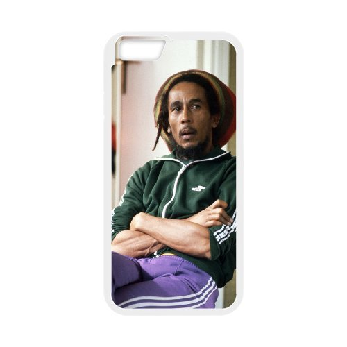 "LP-LG Phone Case Of Bob Marley For iPhone 6 Plus (5.5"") [Pattern-4]"