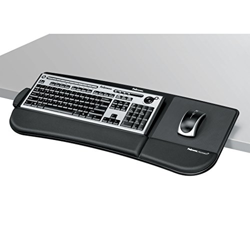 Fellowes Tilt-n-Slide Keyboard Manager (Tilt Mouse Platform)