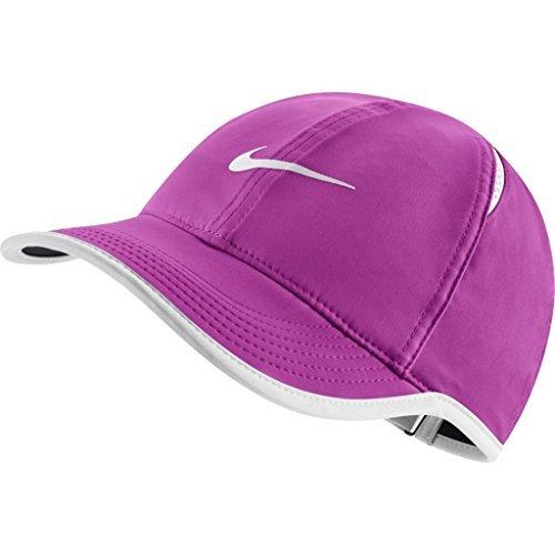 73f88cbc2d6 Nike Women s Featherlight Dri-FIT Hat Fire Pink by Nike (Image  1)
