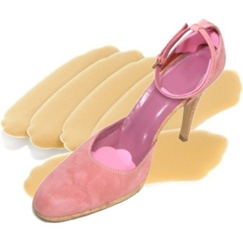Foot Petals Heavenly Heelz Back of Heel Cushions - 3 Pairs, - At Shops Heavenly