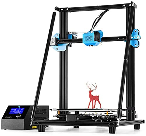 RSBCSHI 3D Printer with Silent Mother Board, Extrude – Power Supply Resume Printing – DIY Expansion, Hobbyists and Home…
