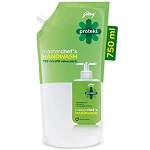 Godrej Protekt Masterchef's Handwash – 750 ml