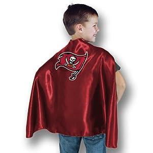 NFL Tampa Bay Buccaneers Scarlet Hero Cape