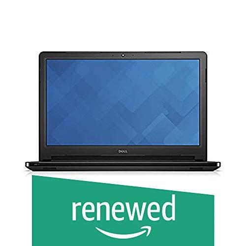Renewed  Dell Inspiron 15 3567  6th Gen Core i3 6006U/4 GB/1TB/NO OS/2 GB Graphics ,Black