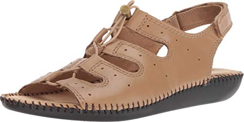 Naturalizer Women's Selene Biscuit Leather 7.5 M - Biscuit Leather