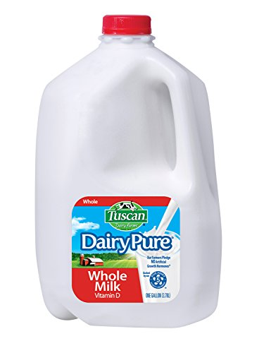 Tuscan Dairy Whole Vitamin D Milk, Gallon, 128 oz
