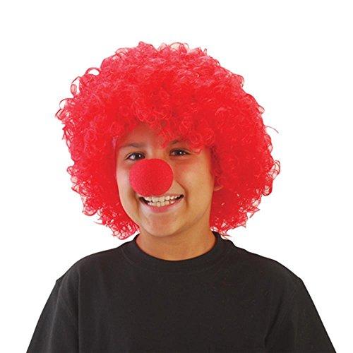 Dozen Red Foam Clown Noses
