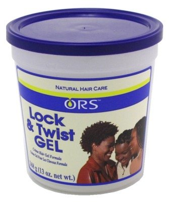 Ors Lock & Twist Gel 13oz Jar (3 Pack) (Organic Root Stimulator Lock & Twist Gel)