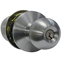 Tough Guard 100333 Commercial Door Cylindrical Knob Lock Classroom Set