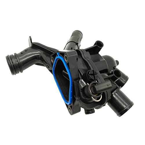 Engine Coolant Thermostat Housing for N16 Mini Cooper Hardtop Clubman Countryman Convertibles N18 MINI Cooper S JCW