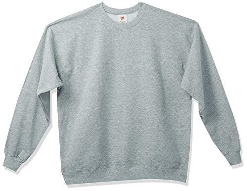 Hanes Men's Ecosmart Fleece Sweatshirt, Light