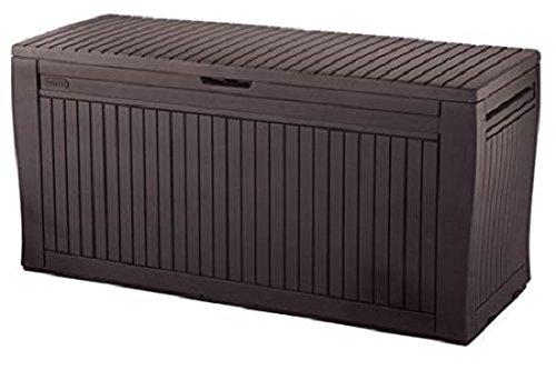 Keter Arcón Exterior Comfy. Capacidad 270 litros. Color Marrón product image