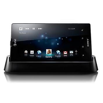 Sony DK23 SmartDock - Consola multimedia sin cargador para Xperia T