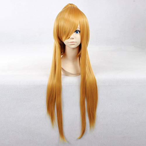 Sharon Blonde Wig - HOOLAZA Blonde Extra Long Straight Wig