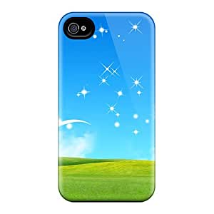 Hot Fashion Bos58633ibeQ Design Cases Covers For Iphone 6 Protective Cases (shining Sky)