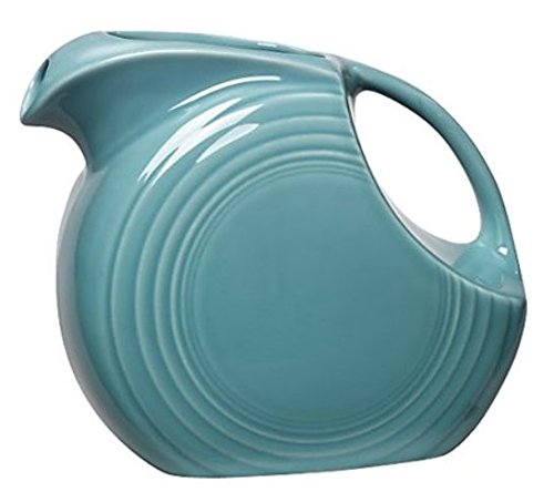 Fiesta Large Pitcher, Turquoise (Fiesta Dinnerware Pitcher compare prices)