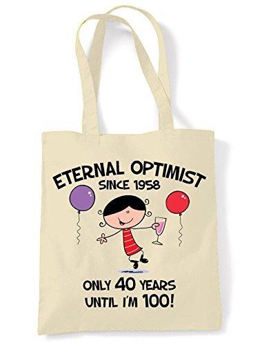 WenNuNa Leiacikl22 Eternal Optimist Desde 1958, Solo 40 años ...