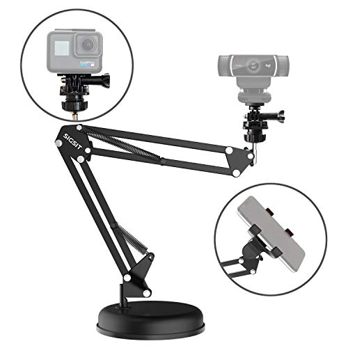 soporte brazo para webcam logitech C922 C930e C930 C920 C615