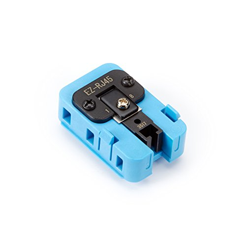 Black Box Blue EXO EZ-RJ45 Cartridge Die by Black Box