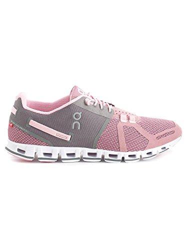 Rose On Woman Sneaker Cloud Charcoal z1W8FcPFvC