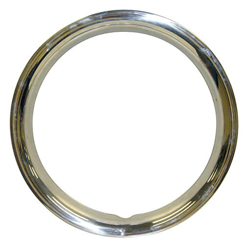 Stainless Steel Trim Rings / Beauty Rings for 15