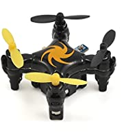 Estes Proto-N Micro Quad Ready to Fly Electric-Powered Radio Controlled Nano Drone (Black)