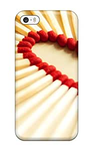 Hot MeSmmqo588wVjdm Love Matchsticks Tpu Case Cover Compatible With Iphone 5/5s