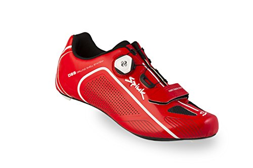 Spiuk Altube Road C Zapatilla, Unisex Adulto rojo / blanco