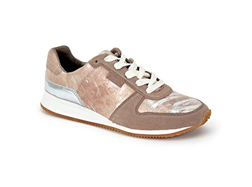Aetrex Daphne Sneaker Beige W38
