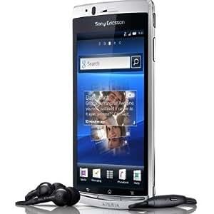 Sony Ericsson Lt15i Arc Unlocked Android Phone - International Version, No Warranty - Misty Silver