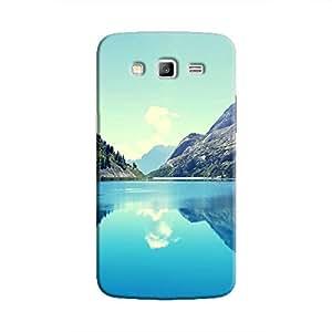 Cover It Up - Beautiful Lake Galaxy Grand 2 G7106 Hard Case