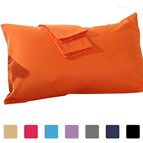 uxcell Pillowcases Protectors Standard Housewife