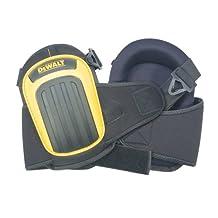 Custom Leathercraft Dewalt DG5204 Professional Kneepads with Layered Gel
