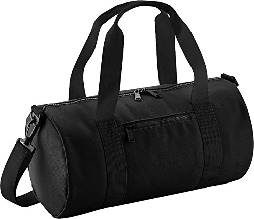 black Zipper Adjustable Mini One Barrel Size Black Pouch Bagbase Bag Case Pocket Carry Strap tdqwYpOp