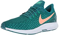 Updated to keep you feeling faster and lighter, the Nike Zoom Pegasus 35 makes sure you look and feel good when putting in the training miles. Pegasus 35 has been re-imagined to create a speedy look and feel, and uses an engineered mesh upper...