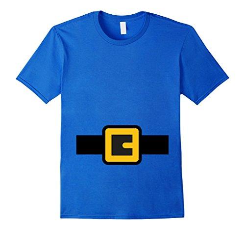 Mens Dwarf Costume Shirt, Halloween Matching Shirts for