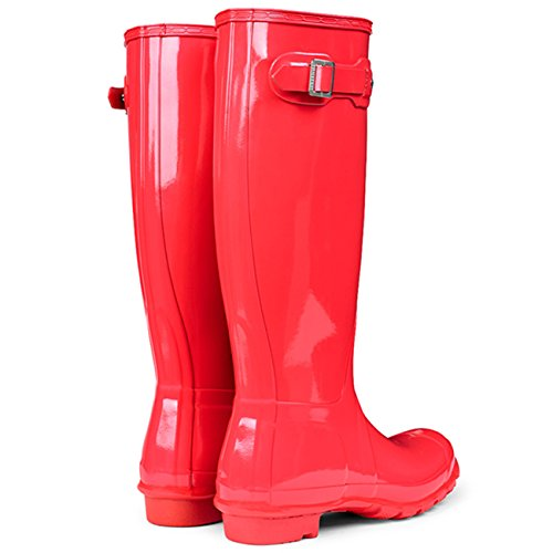 Bottes Hunter Original femmes Cherry Gloss Blossom qw4wpB6