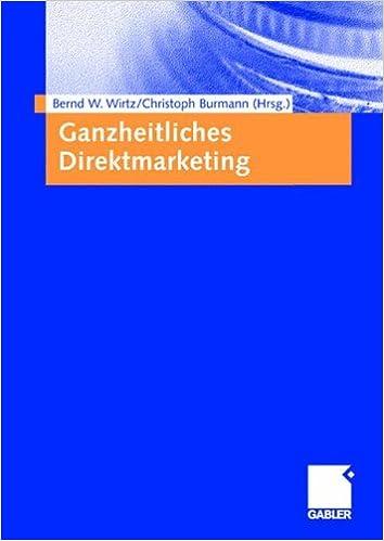 Book Ganzheitliches Direktmarketing