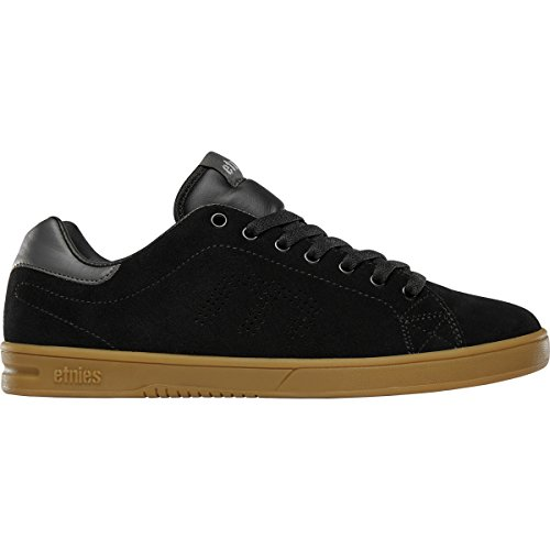 Etnies Men's Callicut Ls Skate Shoe, White Black Gum Black/Grey/Gum