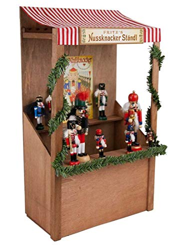 Byers' Choice Nutcracker Market Stall Figurine