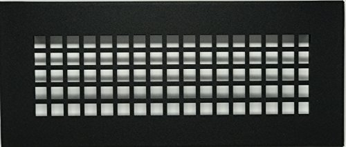 4 x 10 heat register covers - 9